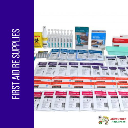 First Aid Kit Restock Kits